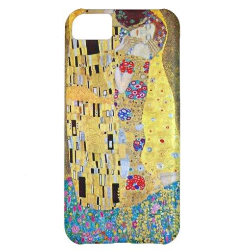 The Kiss (original Der Kuss) by Gustav Klimt iPhone 5C ...