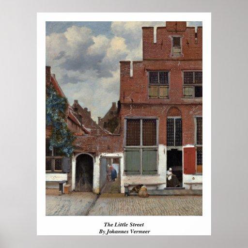 The Little Street By J...