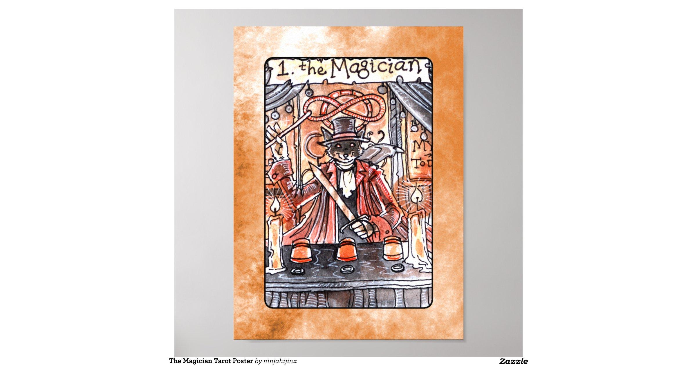 The Major Tarot Card Meanings