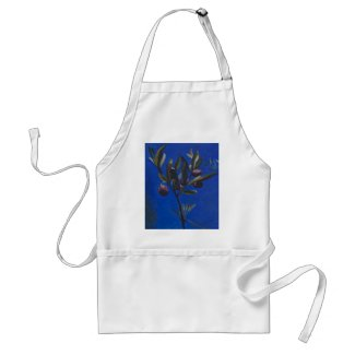 the Mediterranean Chef apron