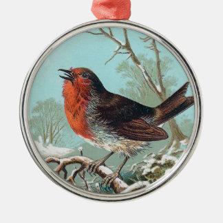 Robin Bird Ornaments & Keepsake Ornaments | Zazzle