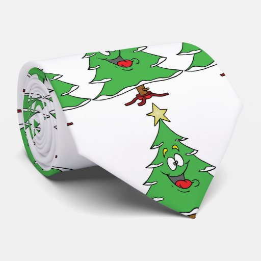 "Extreme Christmas Trees: THE ULTIMATE ""CHRISTMAS TREE CARTON"" TIE"