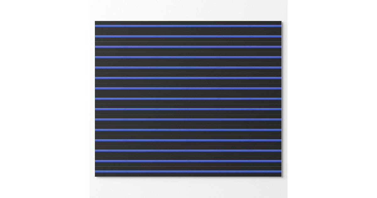 Thin blue line thesis