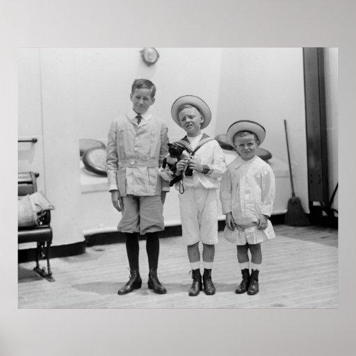 1920s Boys Fashion