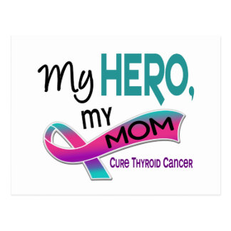 Thyroid Cancer My Hero My Mom Gifts - 100+ Gift Ideas | Zazzle