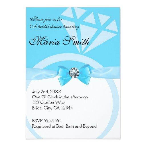 Tiffany Blue Invitations 119