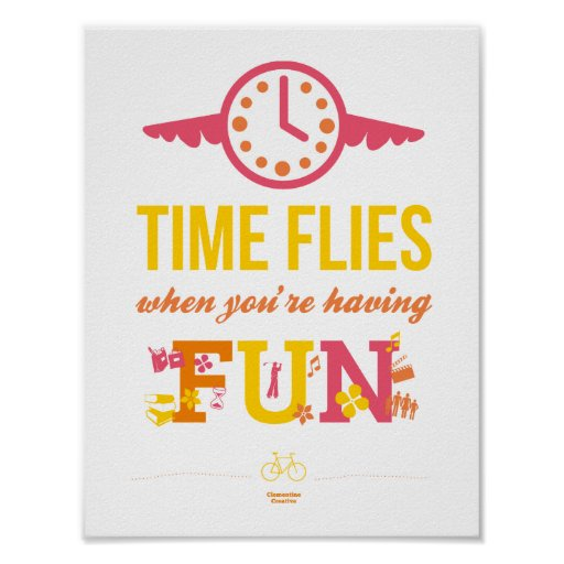 Time Flies When You Re Having Fun Quote: St. Peter's 5th And 6th Grade