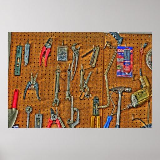 Tools Posters & Prints - 60,000+ Art Designs
