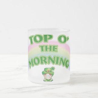 Top O The Morning Coffee & Travel Mugs | Zazzle