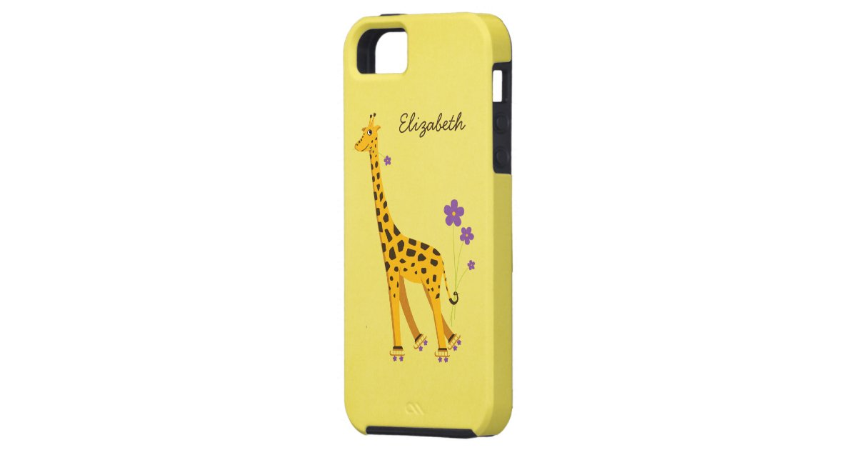 Iphone Se Giraffe Case