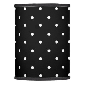 Black And White Polka Dot Lamp Shades Zazzle