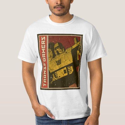 Vintage Transformers T Shirts 100