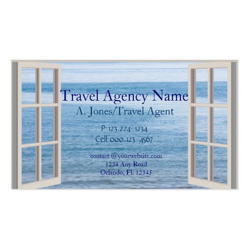 Travel Agency Gift Cards