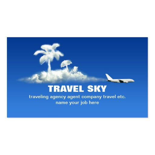 Travel Agent Business Code