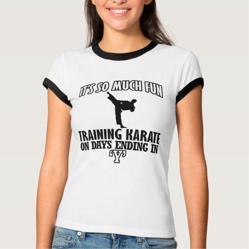 Trending T Shirt Designs: Trending Karate Designs T-Shirt