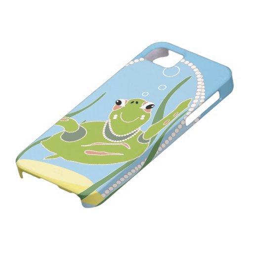 Trendy Turtle IPhone 5 Cases