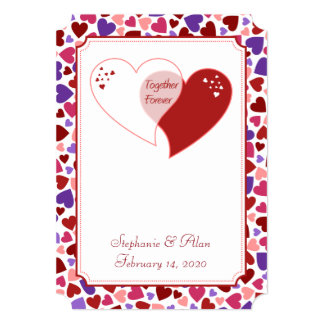 First Valentine Together Cards Zazzle