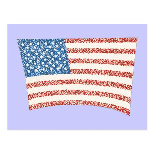 American Flag Art And Craft