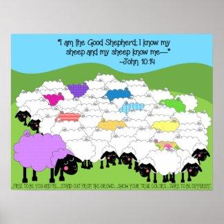 Unique Sheep Good Shepherd
