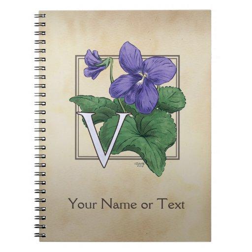V Is For Violet V for Violet Fl...
