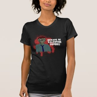 Valentine Zombies Shirt
