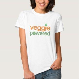 Veggie Vegetable Powered Vegetarian Shirts