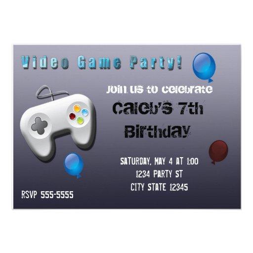 Personalized Xbox Invitations