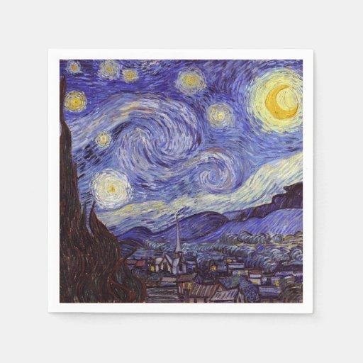 Art Critique: Starry Night by Vincent Van Gogh Essay Sample
