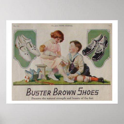 Vintage Buster Brown 120