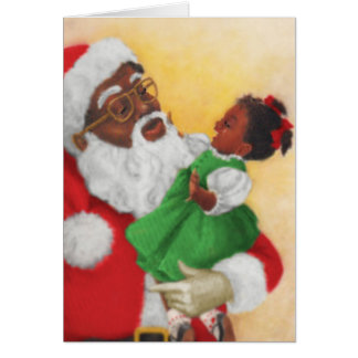 African american greeting cards zazzle - African american christmas images ...