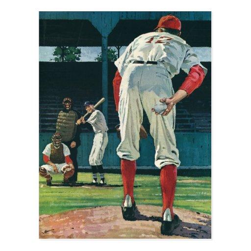 Vintage Baseball Players 13