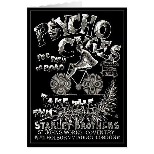 Vintage Bicycle Cards 54