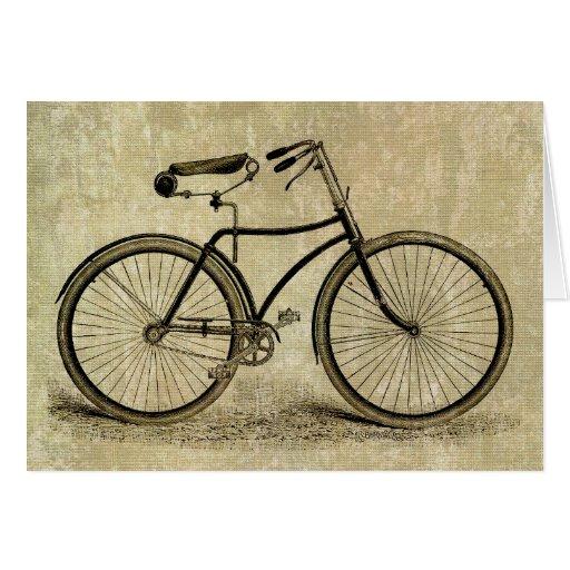 Vintage Bicycle Cards 27