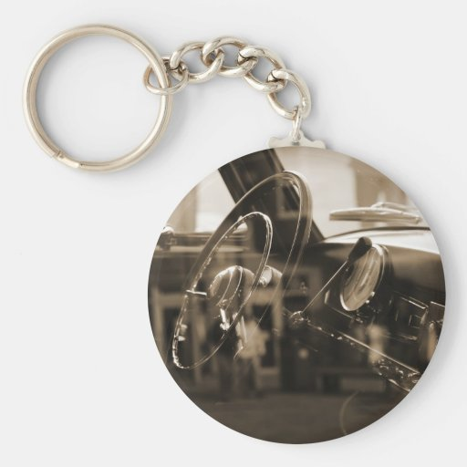 Vintage Car Key 39
