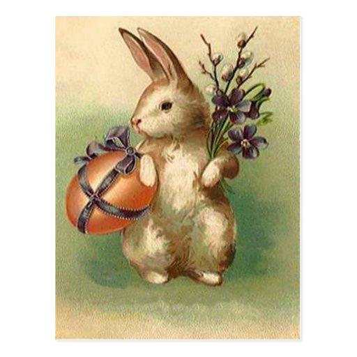 Vintage Easter Rabbit 13