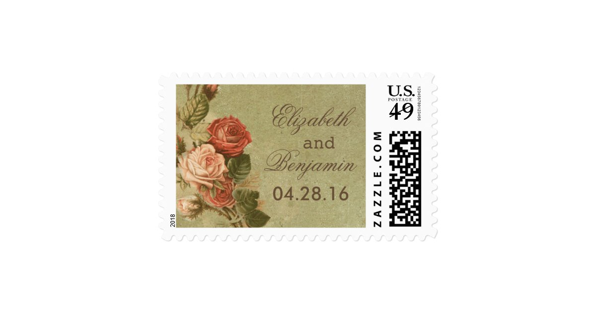 Custom Wedding Postage Stamps. If you've never heard of custom wedding stamps or you are about to order them, be sure to take a few moments and read our overview of buying custom wedding stamps.
