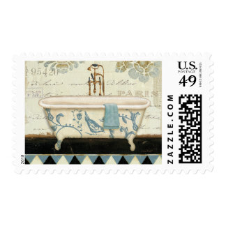 Bathtub Postage Stamps Zazzle