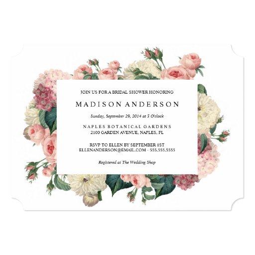 Outdoor Wedding Invitations: Wedding Invitation
