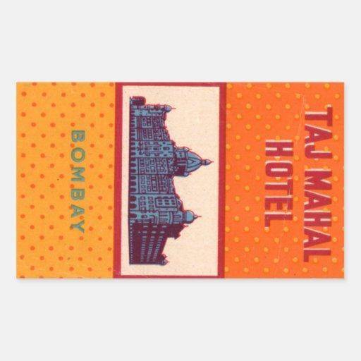 Vintage Hotel Stickers 83
