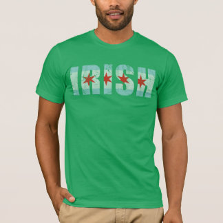 St Patrick S Day Chicago T Shirts