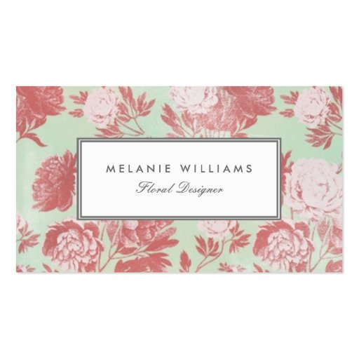Rustic / Country Business Card Templates