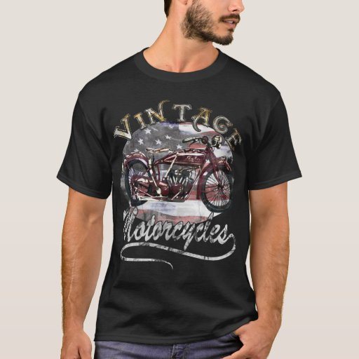 Vintage Motorcycle Shirts 100