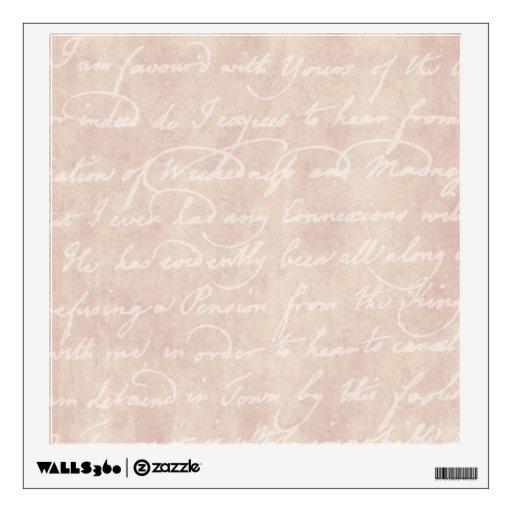 Vintage Paper Antique Script Writing Parchment Wall ...