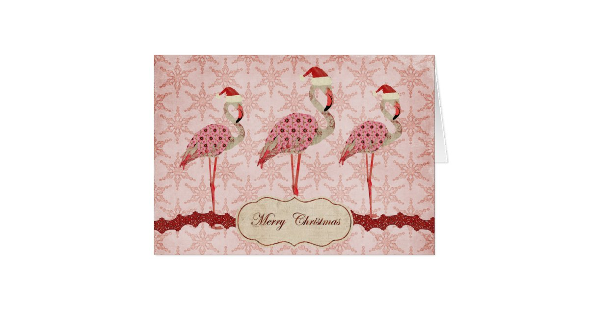 Vintage Pink Flamingos 61