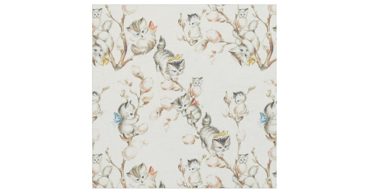 Pussy Willow Fabric 29