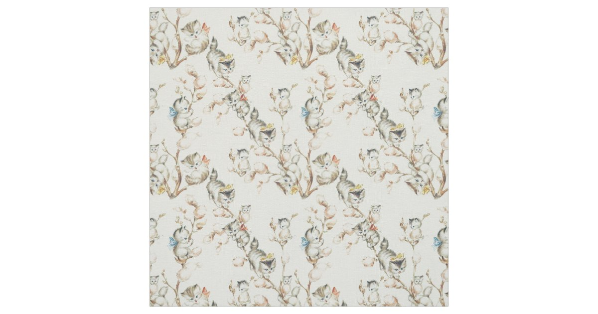 Pussy Willow Fabric 33