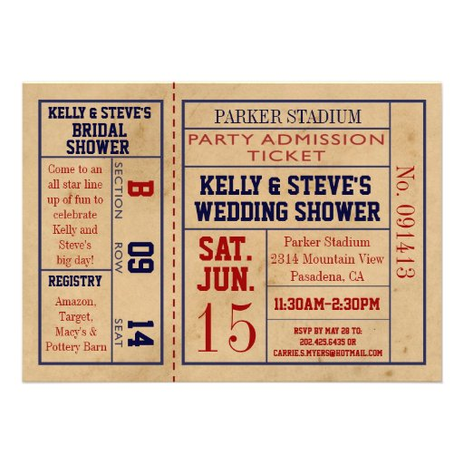 Birthday Party Couples Custom Printable Menu Baby Shower Baseball Printable Menu Card Bridal Shower Sports Baseball Bat Wedding