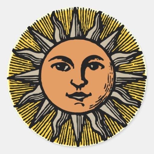 Vintage Sun 76