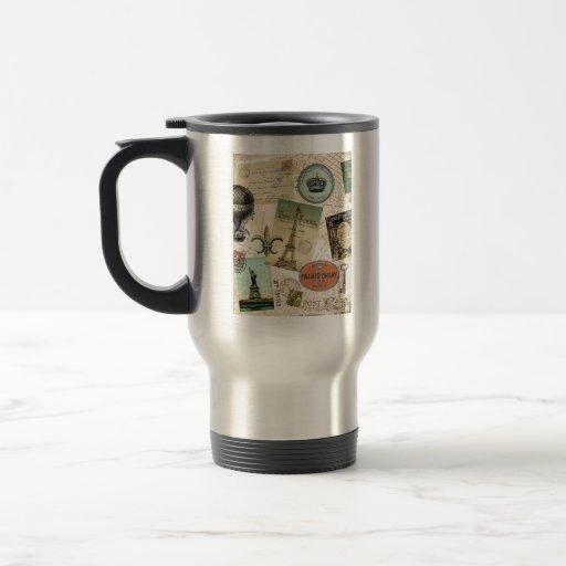Vintage Travel Mug 5