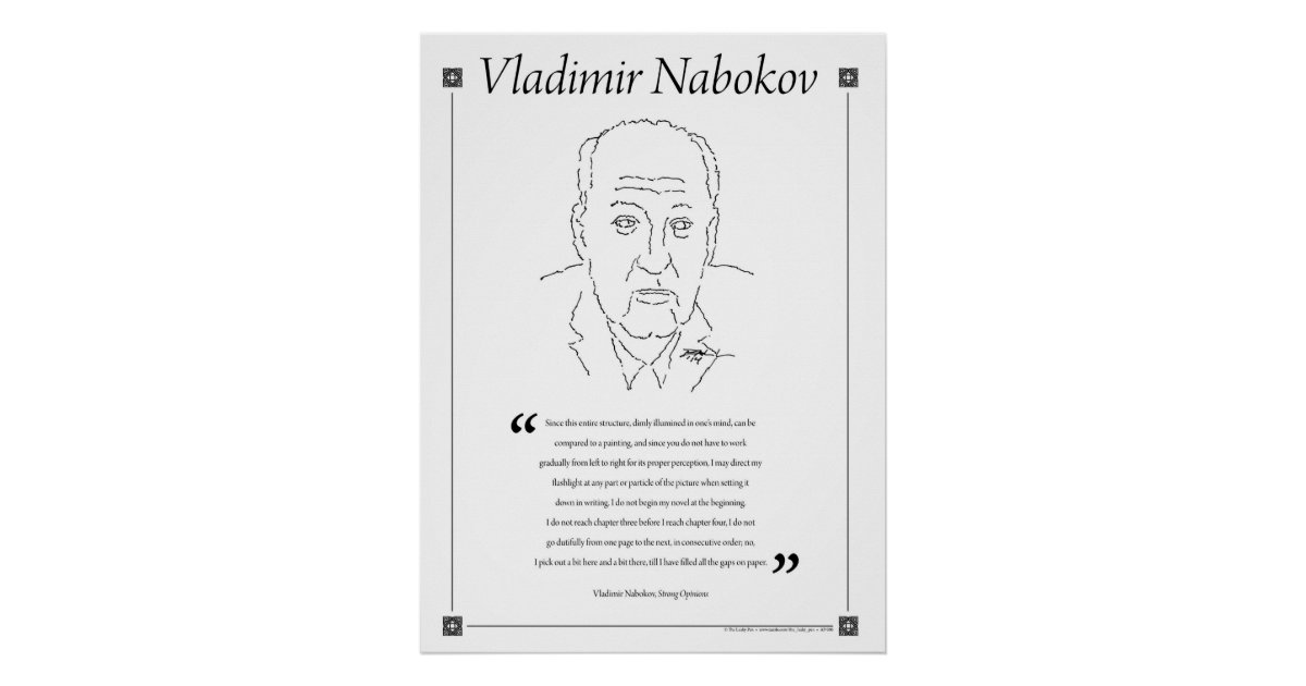 The Stories of Vladimir Nabokov Quotes